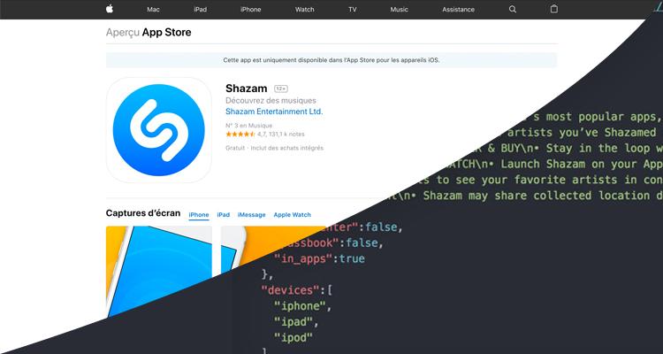 Apple App store API and Google Play Store API - All data
